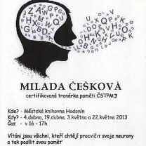 Milada ekov &#8211; Hrtky s pamt