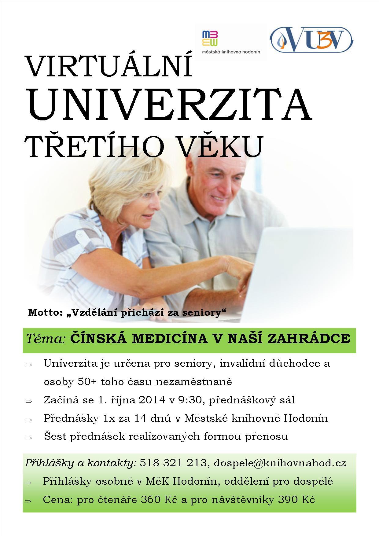 Virtuální univerzita třetího věku