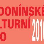 Plakát HODONÍNSKÉ KULTURNÍ LÉTO 2016