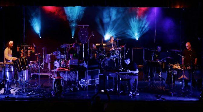 Slet bubeníků 2019 – bubny léčí