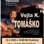 Koncert: Vojta K. Tomáško a Kapela starých časů