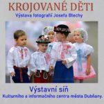 Krojované děti - výstava