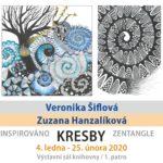 Veronika Šiflová, Zuzana Hanzalíková - Kresby