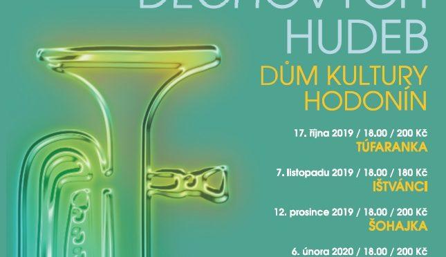 31. ročník Seriálu koncertů dechových hudeb – Krásinka a Dubňanka