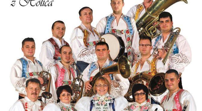 32. ročník Seriálu koncertů dechových hudeb – Májovanka