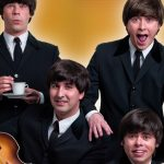"""THE BACKWARDS - Beatles revival: """"Solo Years"""""""