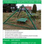 Pyramida k terapeutickému užití