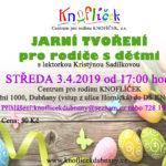 Jarní tvoření pro děti a rodiče