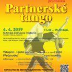 Zdenka Blechová - Partnerské tango
