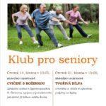 ProSenior - Klub pro seniory