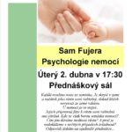Sam Fujera - Psychologie nemocí