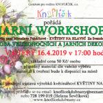 Jarní workshop
