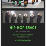 Film v knihovně - HIP HOP ERACE