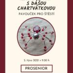 Korálkování s Dášou Charvátkovou - Pavouček pro štěstí
