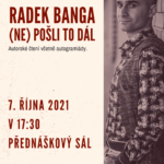 Radek Banga - (Ne)pošli to dál